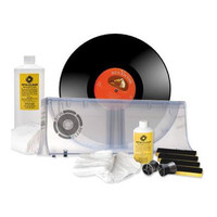 Spin Clean: Spin Clean MKII Record Washing System - Deluxe Limited Edition Clear