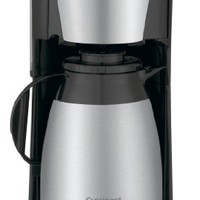 Cuisinart DTC-975BKN Thermal 12-Cup Programmable Coffeemaker, Black | Best Product Review