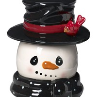 Precious Moments Snowman Cookie Jar - 171471