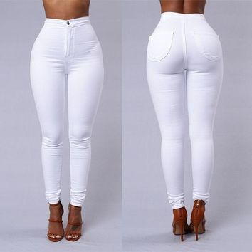 Skinny Women Trouser Pants