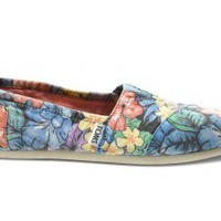 Faded Tropical Women's  Classics | TOMS.com