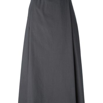 MM6 By Maison Martin Margiela full skirt with elasticated belt