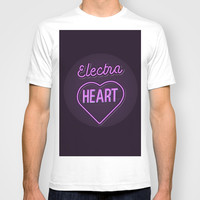 Electra Heart - Marina and the Diamonds T-shirt by Nicholas Musi
