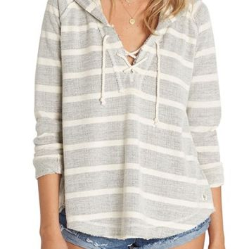 Billabong Along Side Stripe Hoodie | Nordstrom