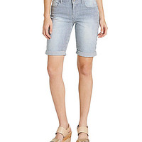 Levi's Striped Bermuda Shorts - Conductor Stripe