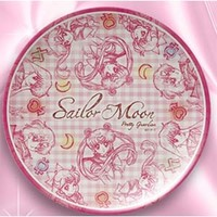 Sailor Moon Plastic Plate 2 - Type C **Preorder**