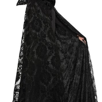 Midnight | LONG CLOAK