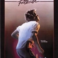 Footloose-Kevin Bacon, Movie Poster Print, 24 by 36-Inch