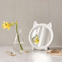Tabletop Cat Mirror | Urban Outfitters