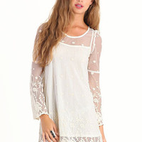 Lace Mischief Dress - $56.00 : ThreadSence, Women's Indie & Bohemian Clothing, Dresses, & Accessories