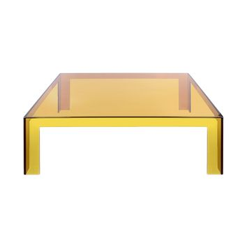 Kartell Invisible - Small Table - DESIGN+ART Kartell online on YOOX - 58031758CJ
