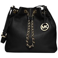 MICHAEL Michael Kors Frankie Large Drawstring Shoulder Bag