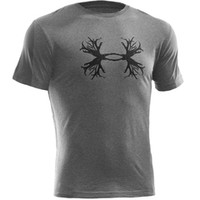 Under Armour Men's UA Hunt Antler Logo Short-Sleeve T-Shirt