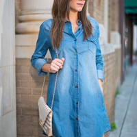 How I'm Fade Dress, Chambray