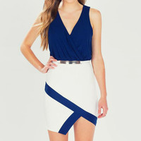 Double Up Delight Dress