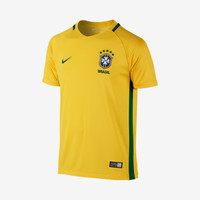 Brazil Home Jersey Youth