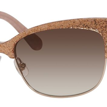 Kate Spade Women's Cat Eye Sunglasses SHIRAS, 55/16