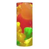 Gummy Bear Crowd Flameless Candle