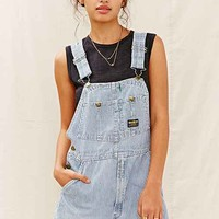 Urban Renewal Recycled Denim Shortall Romper-