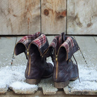 The Lodge Boots in Fir
