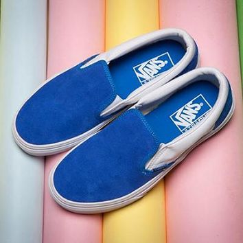 Vans x Brothers Marshall Canvas Old Skool Flats Sneakers Sport Shoes