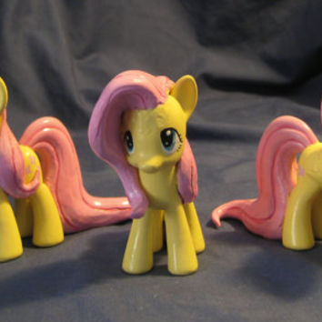 Fluttershy My Little Pony Friendship is Magic custom