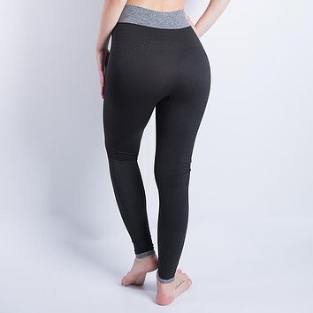 2018 Sport Leggings High Waist Sports Pants Gym Clothes Running Training Tights Women Sports Leggings Fitness Yoga Pants Plus Sizes (FREE SHIPPING TO USA)