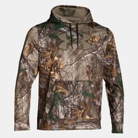 Men's UA Storm Camo Big Logo Hoodie | Under Armour US