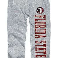 Florida State Seminoles Grey Couch Island Sweatpants