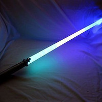 "Star Wars 23 LED Multi-Color Light 28.5"" Saber Sword-28"" LED Saber Sword-New!"