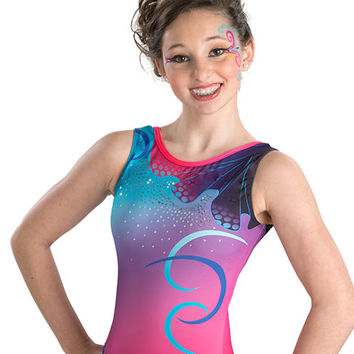 Skyline Sparkle Cirque du Soleil Leotard from GK Elite