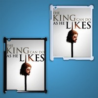 The King Can do as He LikeGame of Thrones Logo iPad 3 Case Cover