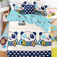 Bedding four sets of cotton custom