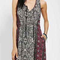 Urban Outfitters - Ecote Tie-Neck Tank Dress
