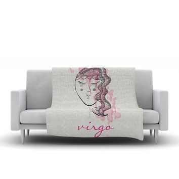 "Belinda Gillies ""Virgo"" Blanket"