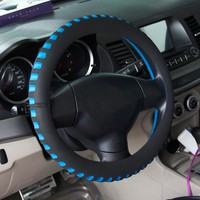 Universal Auto Car Steering Wheel Cover 38CM Diameter Automotive Vehicle Interior Styling Steering Wheel Cover