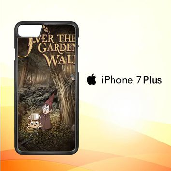 Over The Garden Wall Z1267 iPhone 7 Plus Case