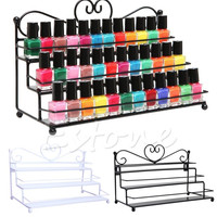 Nail Polish Organizer Table
