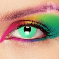 iD Lenses Witches Eye Coloured Contacts