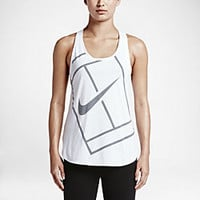 The NikeCourt Women's Tennis Tank.
