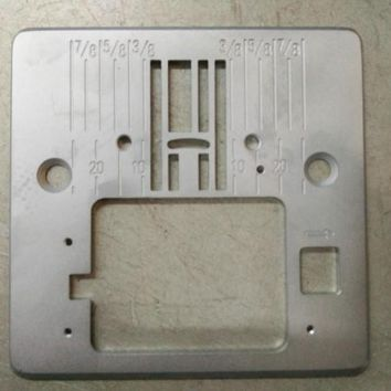 SINGER home-use sewing machine needle plate baffle Q6D0103004