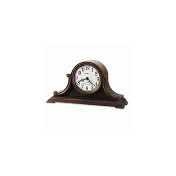 Albright Cherry Finish Quartz Mantel Clock