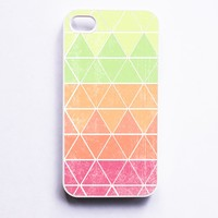 Geometric Iphone 4 Case - Geometric.. on Luulla