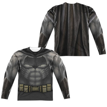 Batman V Superman Batman Mens Long Sleeve Costume T-Shirt