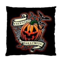 Everyday Is Halloween Pillow Cushion Case