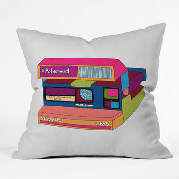 Bianca Green Captures Great Moments Throw Pillow