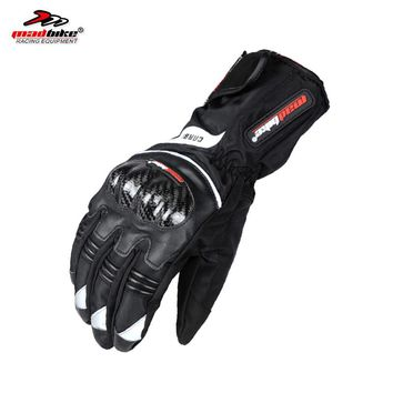 Sale Motorcycle Gloves Men GP PRO Carbon Fibre Cycling Glove Racing Full Finger Motorbike Moto Gear Bicycle Bike Motocross Luvas