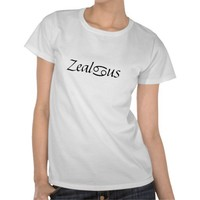 The Zealous Cancer Sign Tshirt from Zazzle.com