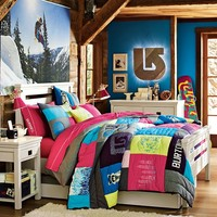 Burton Favorite Tee Sheet Set, Girls