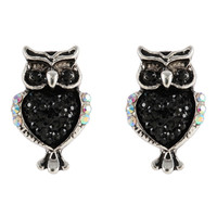LOVEsick Owl Earrings Pair